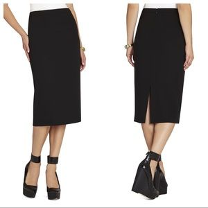 BCBGMaxAzria Rumi Pencil Skirt size M